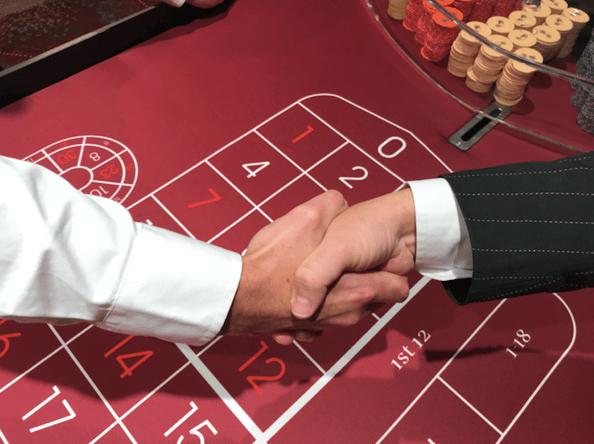 Holland casino employee