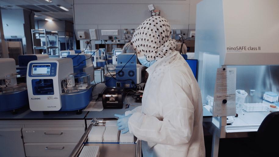 Eurofins lab